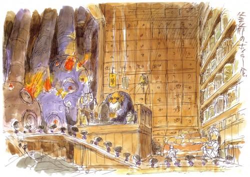 Hayao Miyazaki, Studio Ghibli, Spirited Away, The Art of Spirited Away, Chihiro Ogino