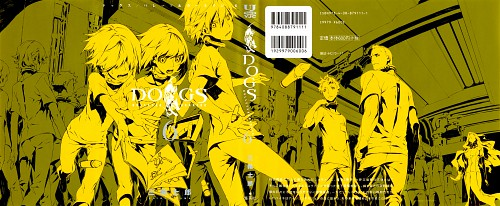 Miwa Shirow, David Production, Dogs: Bullets and Carnage, Haine Rammsteiner, Angelika Einstürzen