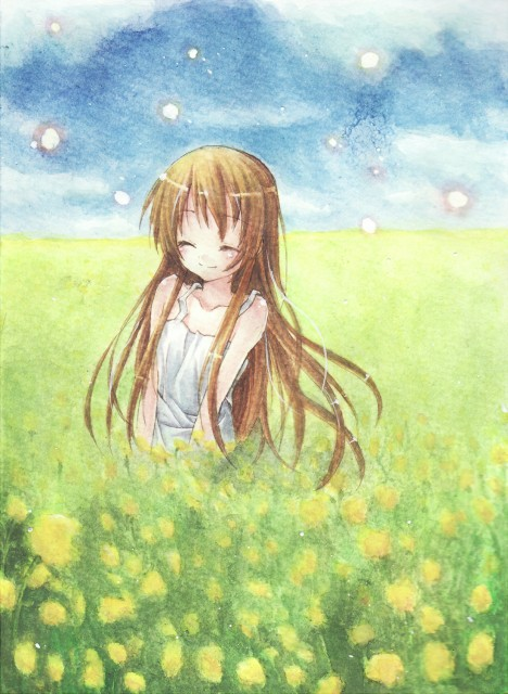Clannad, Girl From the Illusionary World, Doujinshi