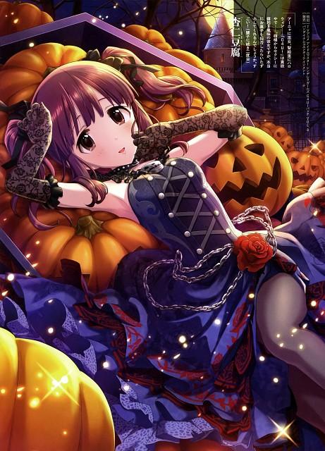 Annindofu, A-1 Pictures, Aniplex, Idol Master: Cinderella Girls, Airi Totoki