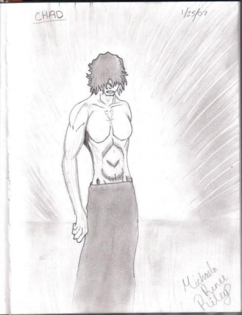 Kubo Tite, Bleach, Yasutora Sado, Member Art
