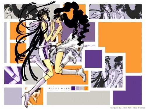 CLAMP, Production I.G, xxxHOLiC, Himawari Kunogi, Yuuko Ichihara Wallpaper