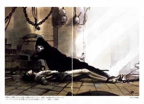 Yoshitaka Amano, Guin Saga