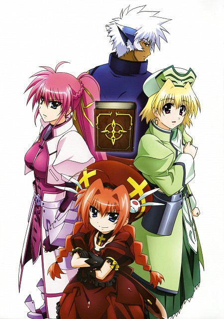 Seven Arcs, Mahou Shoujo Lyrical Nanoha, Shamal, Signum, Zafira