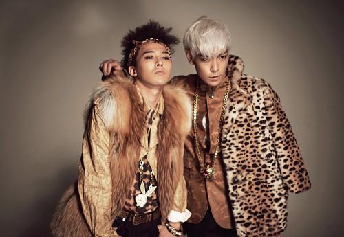 BIGBANG, T.O.P., G-Dragon