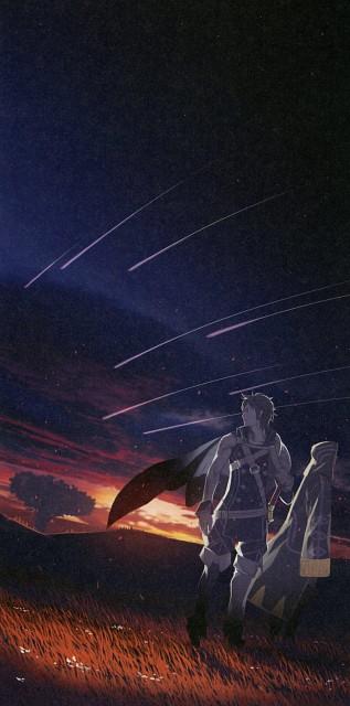 Yuusuke Kozaki, Nintendo, KYMG:2 - Yusuke Kozaki Illustrations, Fire Emblem, Chrom