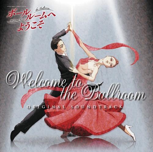 Production I.G, Ballroom e Youkoso, Chinatsu Hiyama, Tatara Fujita