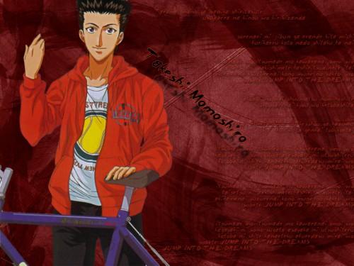 Takeshi Konomi, J.C. Staff, Prince of Tennis, Takeshi Momoshiro Wallpaper