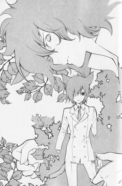 Yun Kouga, Loveless, Seimei Aoyagi, Ritsuka Aoyagi