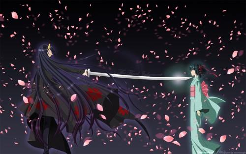 Carnelian, Alice Soft, Night Demon, Meregarasu, Hoshiru Ryuujou Wallpaper
