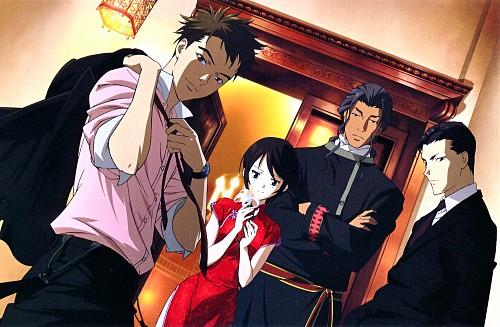 A-1 Pictures, Senkou no Night Raid, Aoi Miyoshi, Natsume Kagiya, Yukina Sonogi