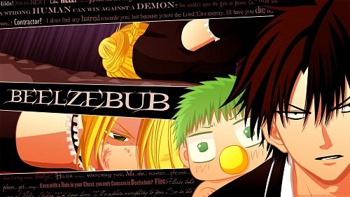 Ryuuhei Tamura, Studio Pierrot, Beelzebub, Tatsumi Oga, Beelzebub IV Wallpaper