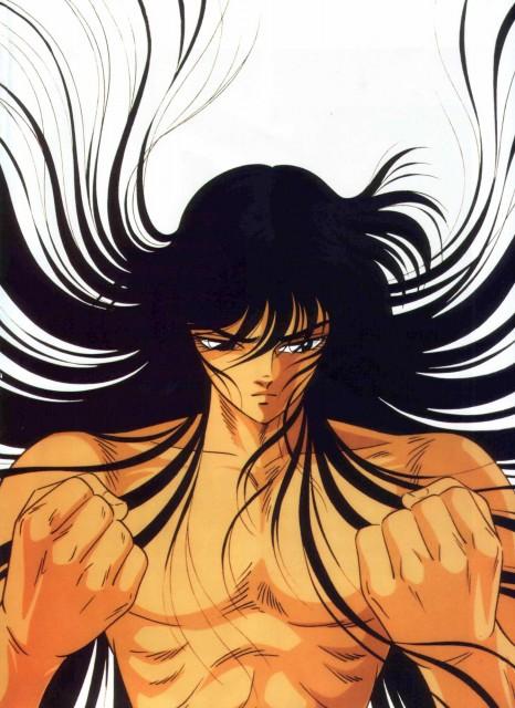 Masami Kurumada, Toei Animation, Saint Seiya, Hikari (Artbook), Dragon Shiryu