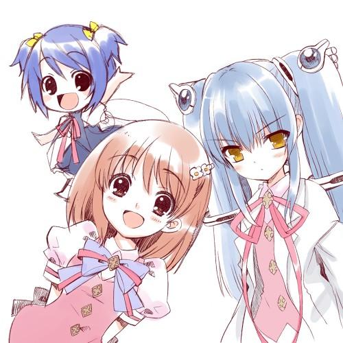 Noizi Ito, UNiSONSHIFT, Flyable Heart, Kururi Kujou, Yui Inaba