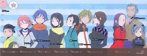 Suzuhito Yasuda, Toei Animation, God Family, Samatarou Kamiyama, Ai Tachibana