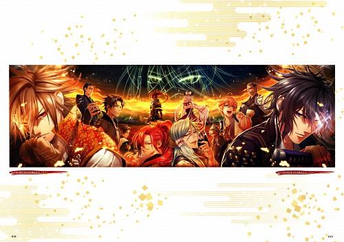 miko (Mangaka), Idea Factory, Toki no Kizuna Official Fan Book, Toki no Kizuna, Toyohisa Shimazu
