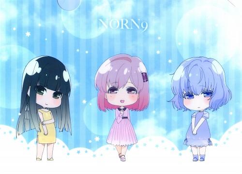 Teita, Idea Factory, NORN9, Nanami Shiranui, Mikoto Kuga