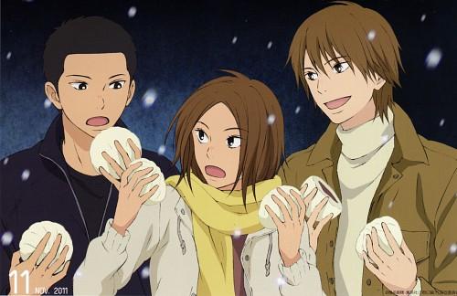 Karuho Shiina, Production I.G, Kimi ni Todoke, Chizuru Yoshida, Toru Sanada