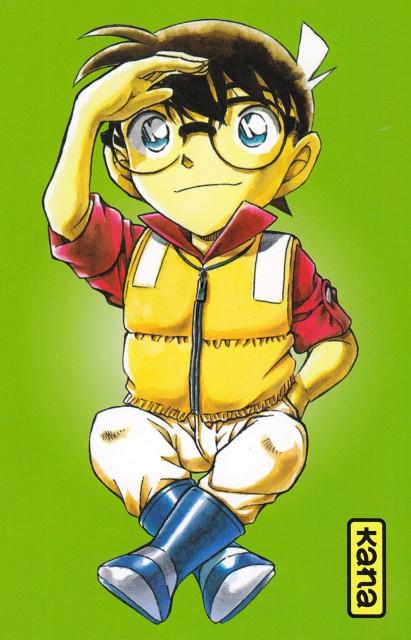 Gosho Aoyama, TMS Entertainment, Detective Conan, Conan Edogawa, Manga Cover