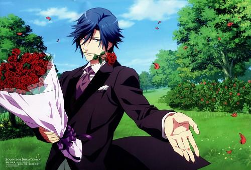 Broccoli, A-1 Pictures, Uta no Prince-sama, Tokiya Ichinose, Animedia