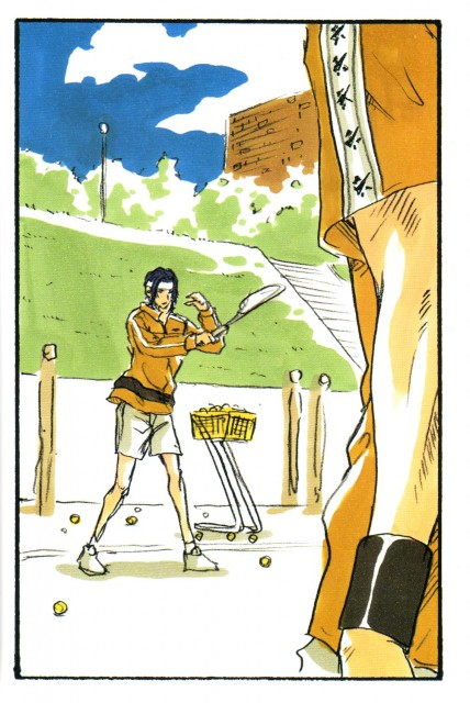 Takeshi Konomi, J.C. Staff, Prince of Tennis, Seiichi Yukimura