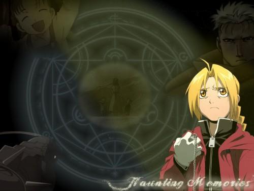 Hiromu Arakawa, BONES, Fullmetal Alchemist, Edward Elric, Trisha Elric Wallpaper