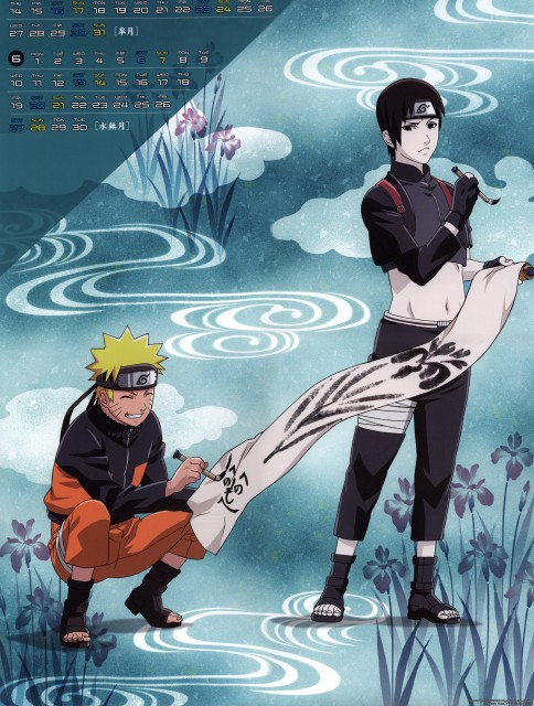 Studio Pierrot, Naruto, Naruto Uzumaki, Sai