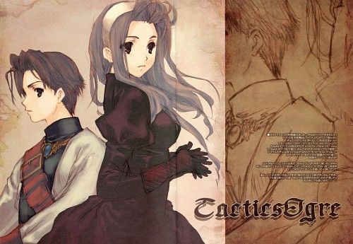 Misato Mitsumi, Tatsuki Amaduyu, Esquisse VIII, Tactics Ogre: Let Us Cling Together, Comic Market 79