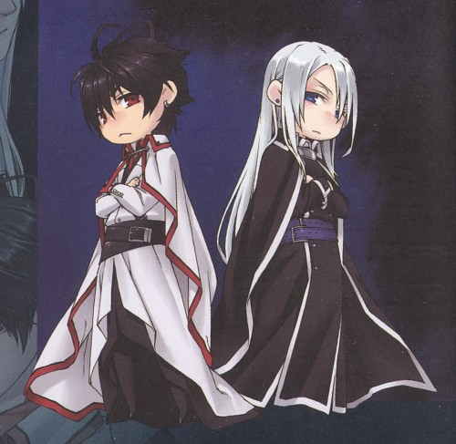 Kaili Sorano, A.C.G.T., Monochrome Factor, Shirogane, Akira Nikaido