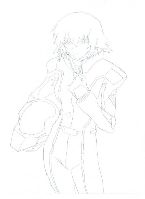Sunrise (Studio), Mobile Suit Gundam SEED Destiny, Cagalli Yula Athha, Member Art
