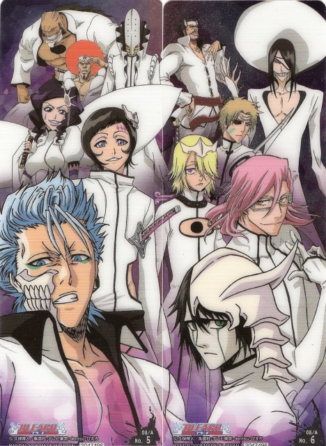 Studio Pierrot, Bleach, Cirucci Thunderwitch, Grimmjow Jeagerjaques, Tesla