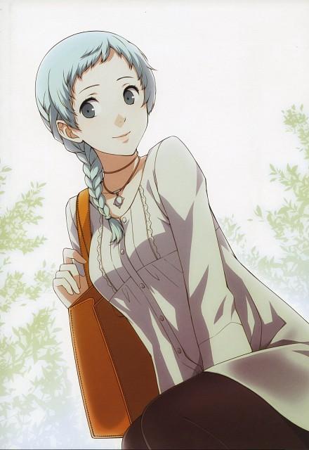 Shigenori Soejima, Atlus, Shin Megami Tensei: Persona 3, Fuuka Yamagishi