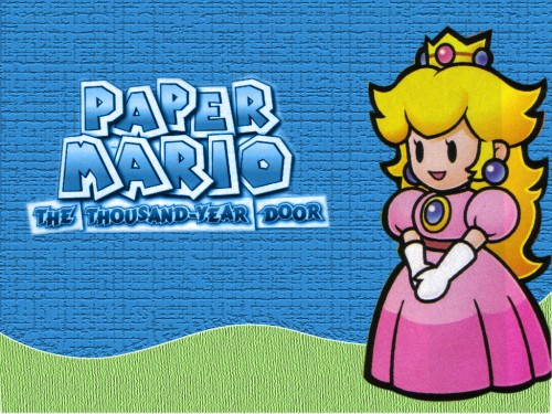 Nintendo, Super Mario, Princess Peach Wallpaper