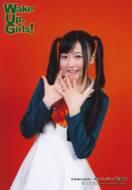 Tatsunoko Production, Ordet, Wake Up Girls!, Miyu Okamoto, Miyu Takagi