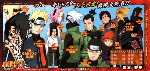 Studio Pierrot, Naruto, Iruka Umino, Naruto Uzumaki, Sasori