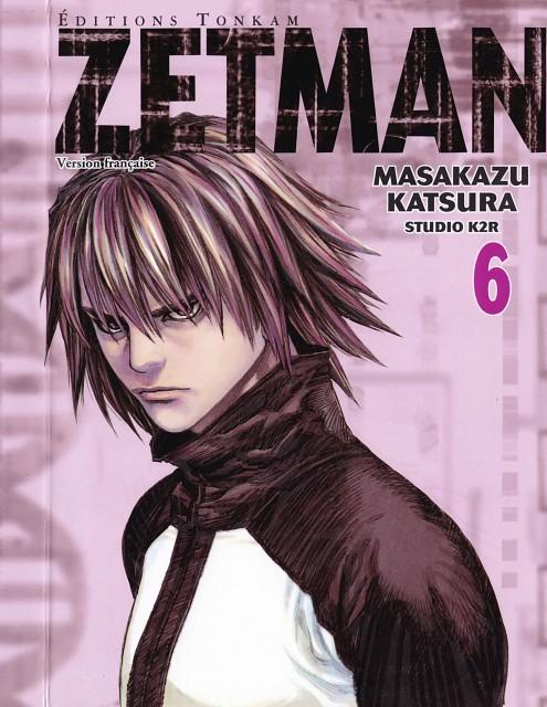 Masakazu Katsura, Zetman, Jin Kanzaki, Manga Cover