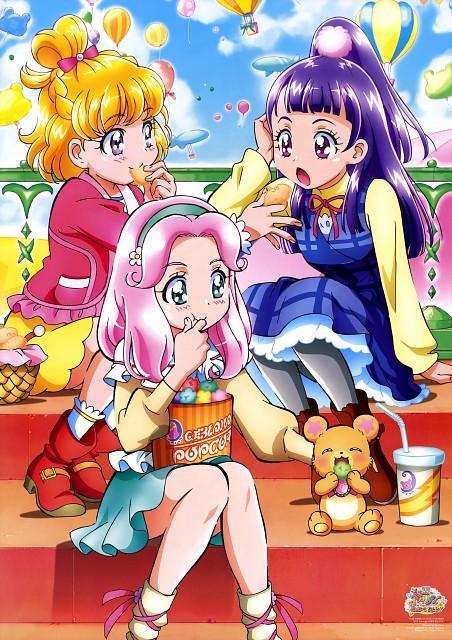 Ken Ueno, Toei Animation, Mahou Tsukai Precure!, Riko Izayoi, Mofurun