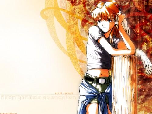 Yoshiyuki Sadamoto, Neon Genesis Evangelion, Asuka Langley Soryu, Doujinshi Wallpaper