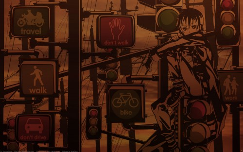 Kino no Tabi Wallpaper