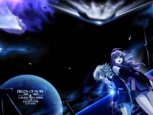 Sunrise (Studio), Mobile Suit Gundam SEED Destiny, Lacus Clyne, Cagalli Yula Athha Wallpaper