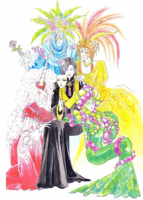 Matsuri Akino, Madhouse, Pet Shop of Horrors, Maboroshi no Hana Yoi no Tsuki, Count D