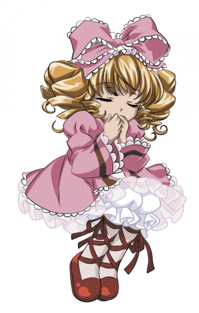 Peach-Pit, Rozen Maiden, Hinaichigo, Vector Art
