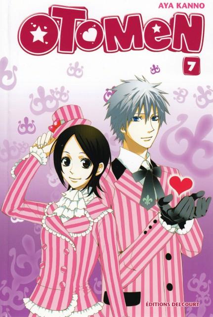 Aya Kanno, Otomen, Ryo Miyakozuka, Asuka Masamune, Manga Cover
