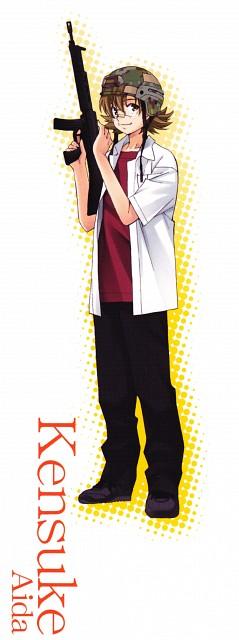 Osamu Takahashi, Gainax, Neon Genesis Evangelion, Kensuke Aida, Manga Cover