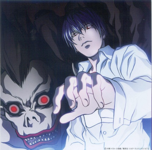 Madhouse, Death Note, Ryuk, Light Yagami