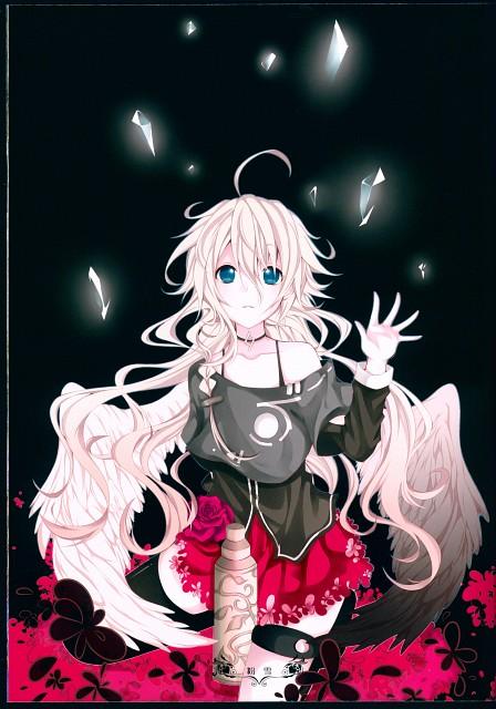 Konayuki@ Choko, Identity Angel, Vocaloid, IA, Comic Market