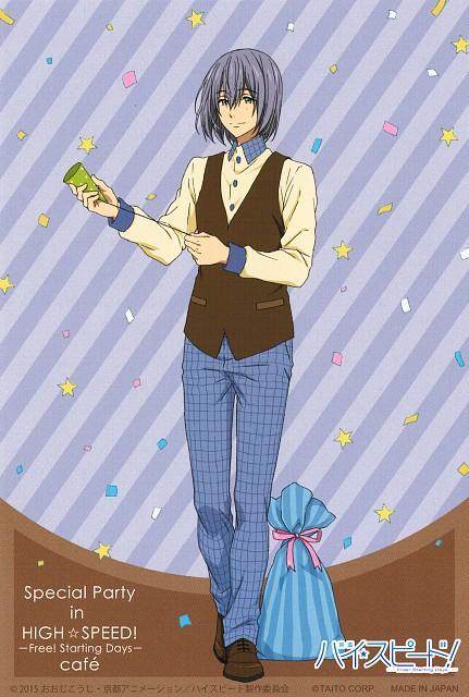 Kyoto Animation, Free!, Nao Serizawa