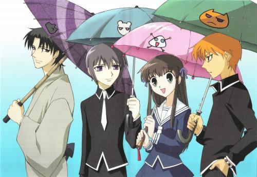 Natsuki Takaya, Fruits Basket, Tohru Honda, Shigure Sohma, Yuki Sohma