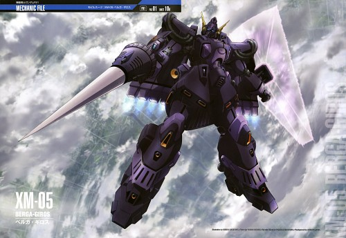 Sunrise (Studio), Mobile Suit Gundam - Universal Century, Mobile Suit Gundam F 91, Gundam Perfect Files