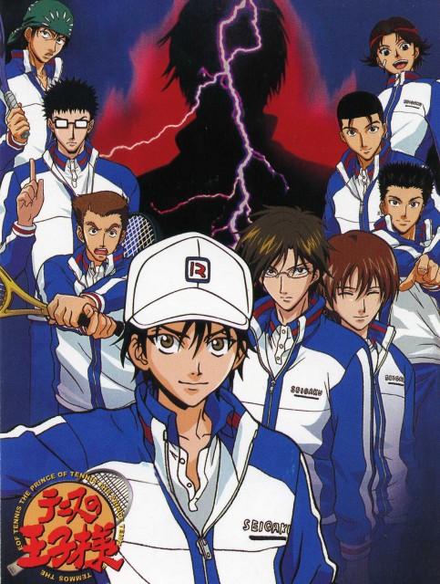 Takeshi Konomi, J.C. Staff, Prince of Tennis, Shusuke Fuji, Shuichiro Oishi